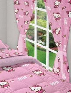 Diseños de cortinas para niños
