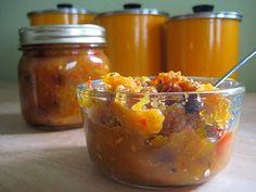 Carrot Apple Chutney