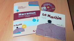 Très attendu, le tout nouveau #Narramus pour les PS/MS Le Machin vient de paraître ! #éducation #langage #compréhension #maternelle #Cèbe #Goigoux #RouxBaron Petite Section, Ps, School, Nursery School, Language, Reading, Teaching, Storytelling, Africa