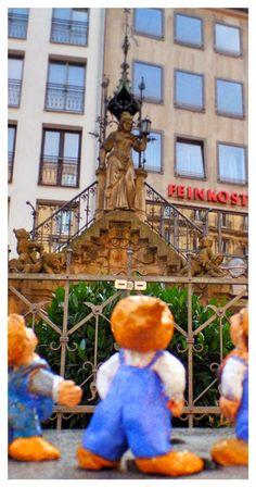 http://www.caput-art.com Heinzel am #Heinzelmännchenbrunnen #köln #koeln #cologne