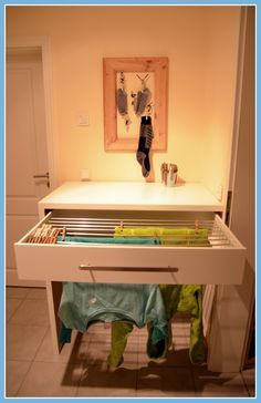 drying rack drawer, IKEA Komplement