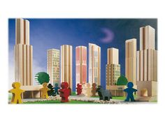 Haba Skyscrapers Block Set 36 Pieces - Product Reviews and Prices - Shopping.com