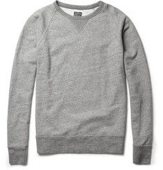J.Crew Loopback-Cotton Sweater