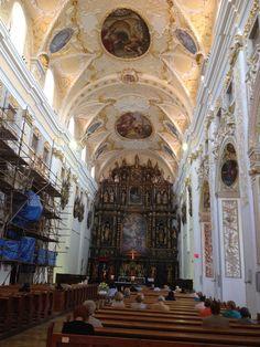 Beautiful church! Trnava City in Slovakia