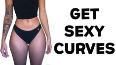 ❤️How To Get An Hourglass Figure Naturally   4 Hourglass Figure Exercises For Sexy Curves!