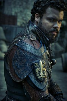 The Musketeers - Howard Charles as Porthos