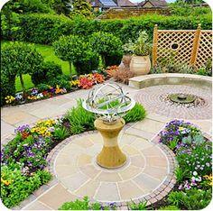 Garden Design Ideas Low Maintenance Into a low maintenance