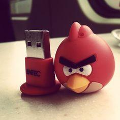 Birdy Usb Flash Drive, Usb Drive
