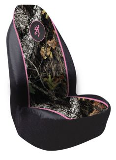 Browning Pullover Seat Cover in Mossy Oak Break-Up Camouflage