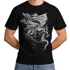 Wellcoda   Dragon Gang Mob Crew Mens NEW Fantasy Black T-shirt XXXXXL Wellcoda http://www.amazon.co.uk/dp/B0105PS18C/ref=cm_sw_r_pi_dp_9kqexb183ZKY9