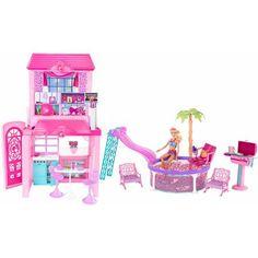 Barbie Deco House Dollhouse