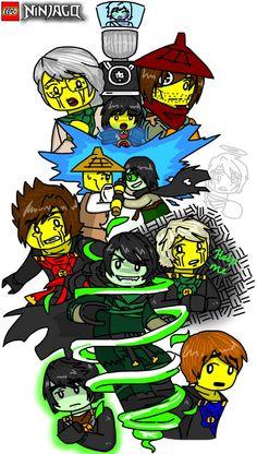 Lego ninjago #603 by MaylovesAkidah on DeviantArt