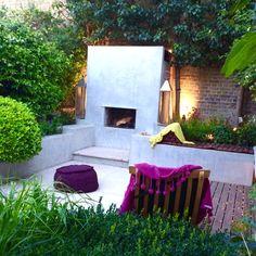 12 Creative Tips For a Stunning Urban Garden - The Middle-Sized Garden | Gardening Blog