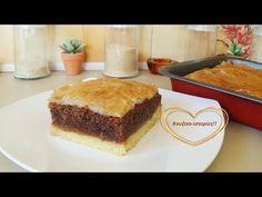 Συνταγή για κοπεγχάγη ! ( σιροπιαστό γλυκό ) - YouTube Greek Desserts, Greek Recipes, Roasting Tins, Tiramisu, Editor, Sweet Tooth, Sweet Home, Fresh, Middle East