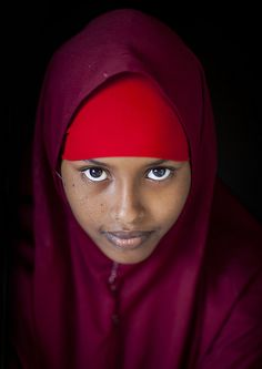 Berbera student - Somaliland by Eric Lafforgue