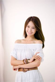 Yoona at Ciba Vision 'FreshLook' photoshoot! Asian Woman, Asian Girl, Female Celebrity Crush, Promotional Model, Yoona Snsd, Girls Generation, South Korean Girls, Kpop Girls, Beautiful People