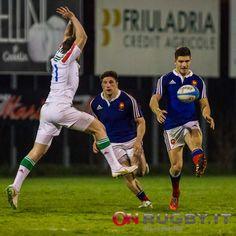 Sei Nazioni U20: Italia-Francia, foto di Alfio Guarise - On Rugby