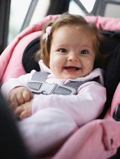 Car Seat Safety Tips Slideshow: Follow Directions, Face Your Baby the Right Way, Choose the Safest Spot in the Car, Make Sure the Straps Are Tight, Dress Your Baby Comfortably, Prop Up Your Infant, Secure Her Toys.
