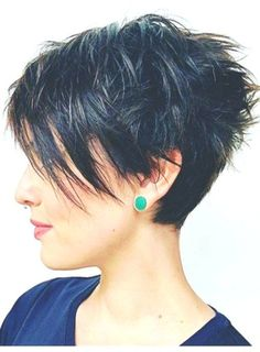 20 Latest Edgy Pixie Haircuts 2019 - Styles Art  - Styles -   #Art #Edgy #Haircuts #latest #pixie - #haircuts #latest #pixie #styles - #HairstyleCuteKorean