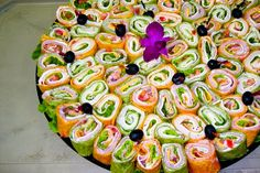 Great Party Snack! http://pinterest.com/pin/108790147218380300/
