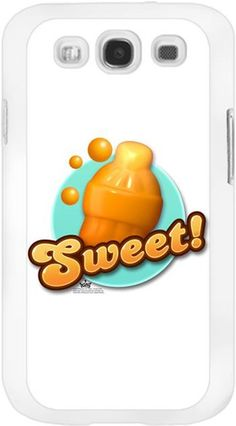 Candy Crush - Badge Sweet Bottle - Kendin Tasarla - Samsung Galaxy S3 Kılıfları