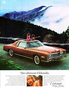 1978 Cadillac Eldorado Ad