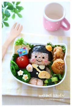 【幼稚園の女の子のお弁当♪】|Mai's スマイル キッチン