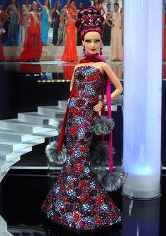 Miss Suriname 2012
