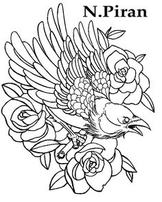 Raven tattoo ideas Deer Tattoo, Arm Tattoo, Fox Tattoos, Tattoo Tree, Samoan Tattoo, Polynesian Tattoos, Tattoo Ink, Hand Tattoos, Chrysanthemum Tattoo