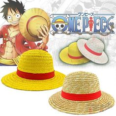 Straw Hat Boater Cap
