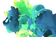 FIELD × Digital Paintings × Studio for Digital Art and Generative Design Motifs Organiques, Digital Paintings, Digital Art, Geometric Nature, Generative Art, Painting Studio, Art And Technology, Visual Communication, Interactive Design