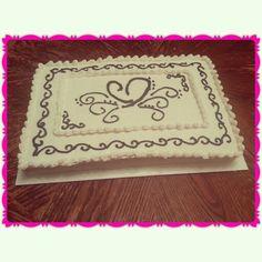 Shower Cakes On Pinterest Bridal Shower Cakes Wedding Shower Cakes