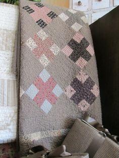 Little Irene quilt kit ~ Country Sampler.