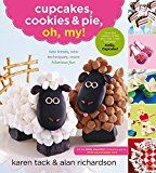 See larger image Cupcakes, Cookies & Pie, Oh, My! New From: $0.98 USD In Stock Best selling authors Karen Tack and Alan Richardson are back with more cupcake inspiration. But not only cupcakes this time, novel and fun ideas for pies, cakes and cookies as well that are easier than ever to use. Unlike some …