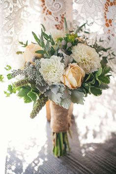 Wedding bouquet on Pinterest | Dusty Miller, Bouquets and Jade