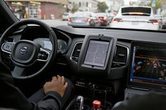 Uber Partners With Daimler in a Step Toward a Driverless Future The move marks the first time a major automaker will provide its own self-driving vehicles specifically to operate on the ride-hailing companys network. Technology Driverless and Semiautonomous Vehicles Car Services and Livery Cabs