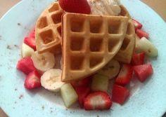 Vickys Sweet Waffles Gluten Dairy Egg Soy & Nut-Free Recipe - Very Tasty Food. Let's make it!