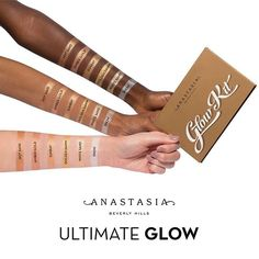 Anastasia Beverly Hills Ultimate Glow Kit