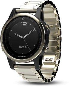 6c25cc5fd Garmin fenix Sapphire Multisport GPS Watch with Metal Band
