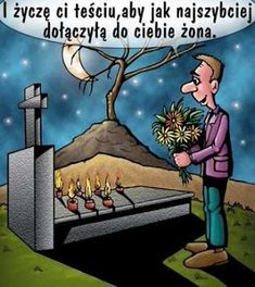 GIFY I OBRAZKI: NA WESOŁO Memes, Horror, Family Guy, Comic Books, Comics, Funny, Fictional Characters, Polish, Blog