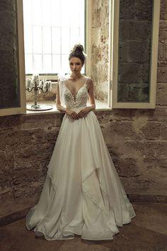 Julie Vino - Romanzo Collection. Style 1261-3 #wedding #weddingdresses #hautecouture