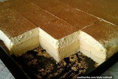 SUROVINY Těsto: 8 ks bílku 8 lžic moučkový cukr 8 lžic hladká mouka 1 bal. prášek do pečiva Na polit Cheese, Cookies, Desserts, Basket, Recipes, Kuchen, Crack Crackers, Tailgate Desserts, Deserts