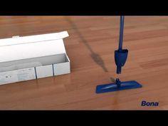 Instructional movie - how to assemble the Bona Wood Floor Spray Mop Floor Care, Wood Flooring, Youtube, Products, Pug Dogs, Household, Floor, Wood Floor, Hardwood Floors