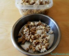 How To Make Home Made Cat Food                                                                                                                                                                                 More
