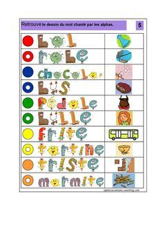 137 Meilleures Images Du Tableau Les Alphas En 2019 Montessori