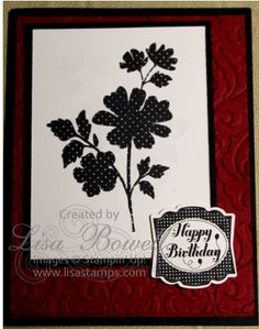 Here is a new stamp set in the 2013-2014 Stampin' Up! catalog.  It was one that I seen and I had to put on my wishlist right away! This set is called Gifts of Kindness with the use of another new set called Label Something! Such a lovely card! Shared by: Lisa Bowell- Stampin' Up! Demonstrator @ lisastamps.com
