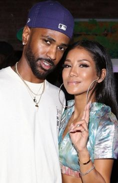 Black Love Couples, Cute Couples, Big Sean And Jhene, Cat Valentine Victorious, Ariana Grande Facts, Jhene Aiko, Cute Couple Pictures, Cute Relationship Goals, Beautiful Couple