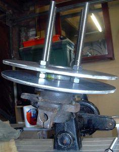 Build a homemade wind turbine.....Mk II.