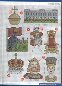 Gallery.ru / Фото #46 - The world of cross stitching 186 + Springtime card cuties - tymannost