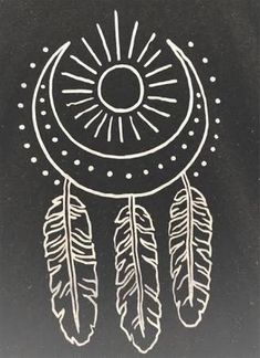 Sun and moon dreamcatcher. Tattoo inspo